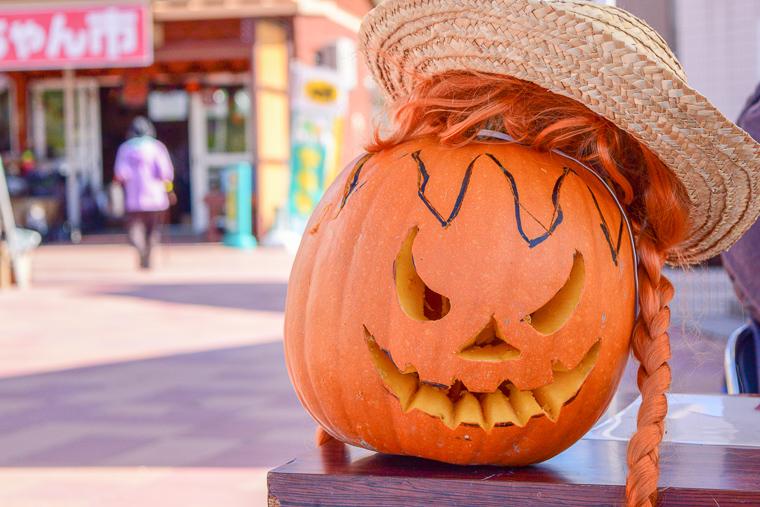 国際友好ジャンボかぼちゃ祭り