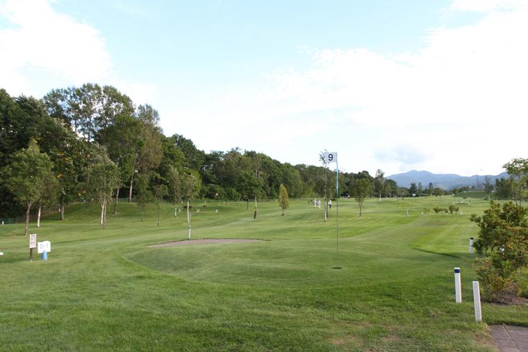 なまこ山パークゴルフ場