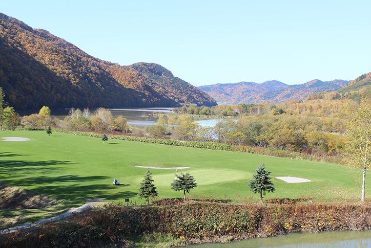 空知川ラベンダーの森ゴルフコース