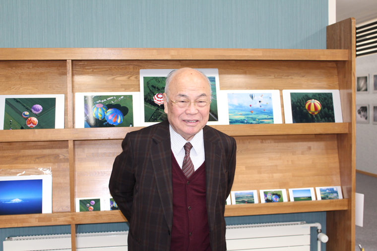 北日本精機株式会社・小林英一代表取締役会長