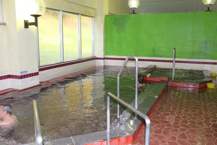 北海道で唯一、環境省から「国民保健温泉地」として認定されている芦別温泉