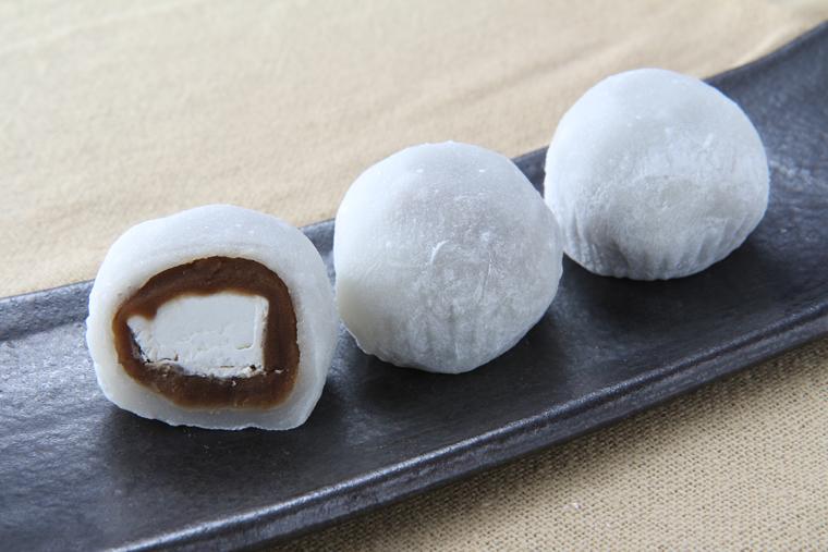 よねた製菓のモカ大福