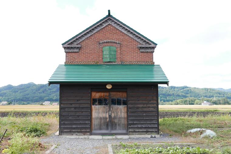 旧干場家レンガ倉庫